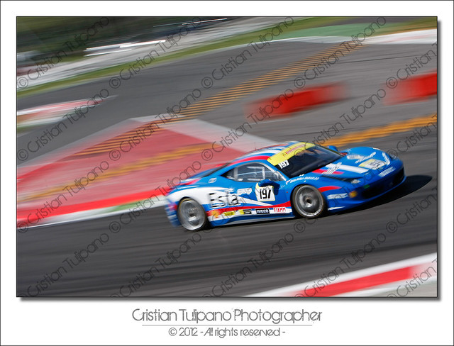 Ferrari Challenge - Italy 2012