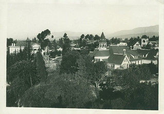 The campus in 1915