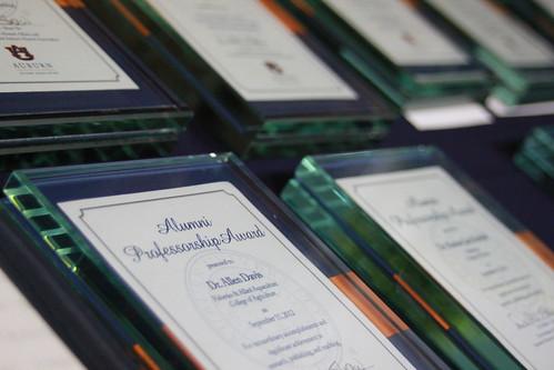 Award Recipients 2012 | by Auburn Alumni Association