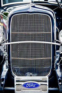 Ford Grill | by KenWorley