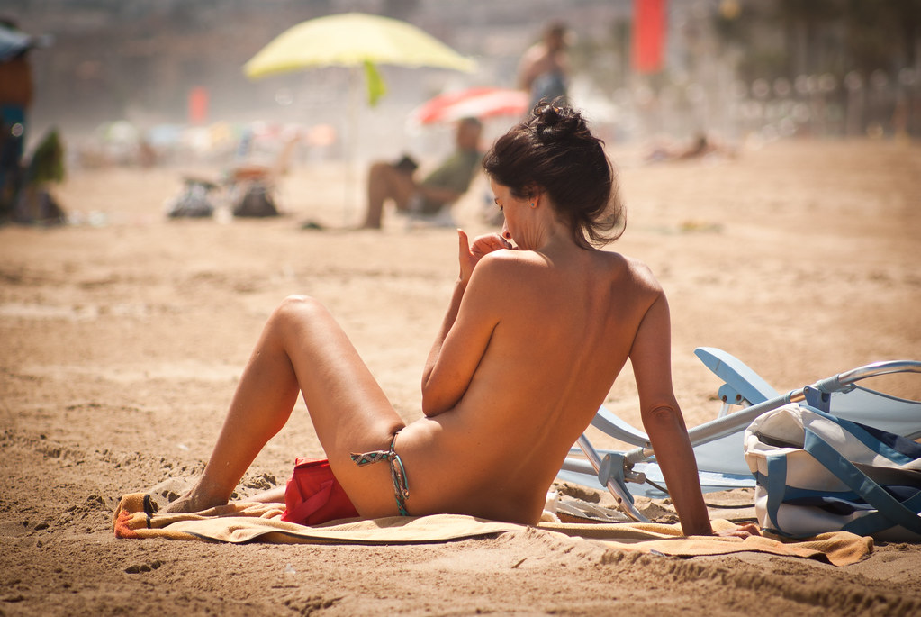 Naked Ambition Ibiza Nudist Beaches Get Balearic Backing