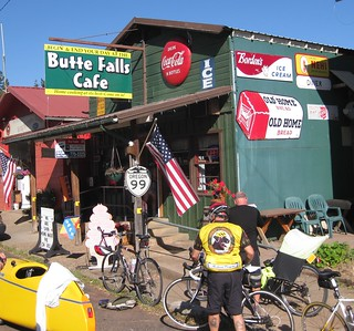 34) Break Butte Falls