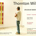 Thornton Willis: Structural Abstraction