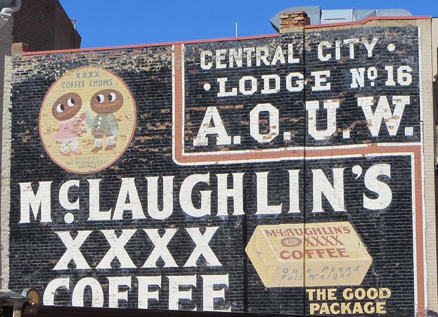 Vintage Coffee Advertising
