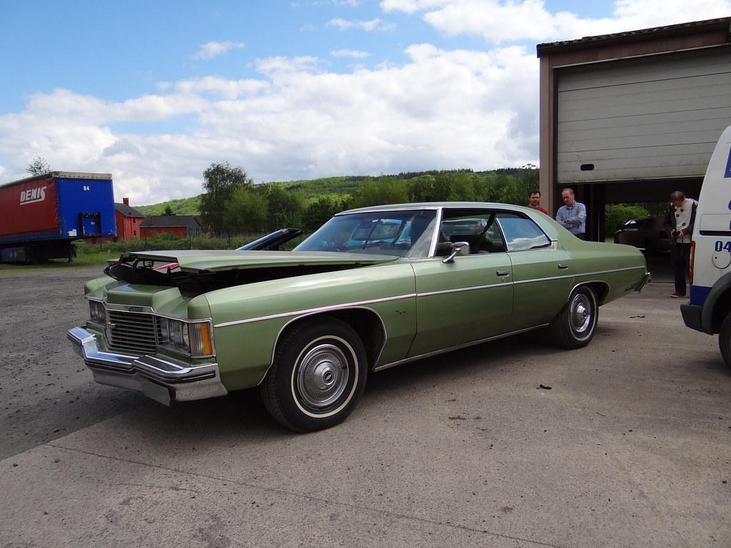 1974 Chevrolet Impala 4 Door Hardtop 12 May 2012 Namen
