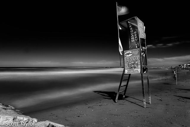 Lifeguard's Post
