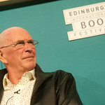 Quintin Jardine   The hugely successful crime author returns to the Book Festival © Alan McCredie