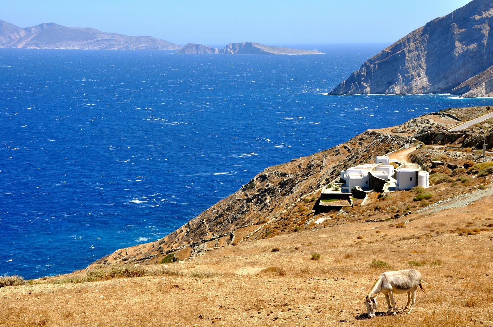 turismo sostenible Grecia