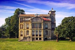 Caserón Villa Parres - Llanes - Asturias -   - Explored - Th…   Flickr