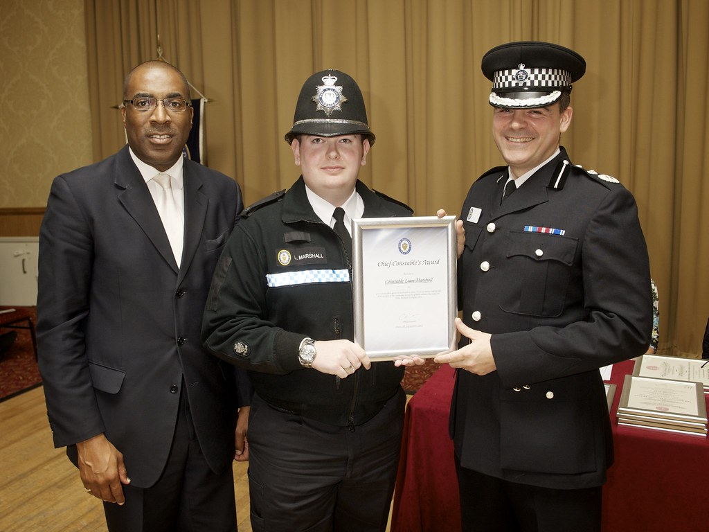 West Midlands Police - Annual Awards - Liam Marshall | Flickr