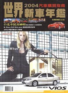2004 Taiwan Auto Industry