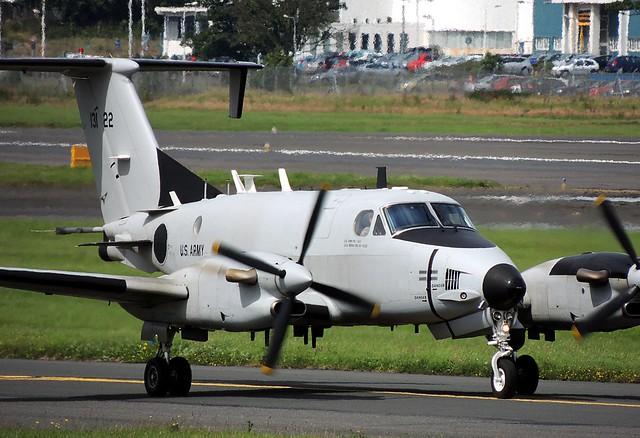 Beech RC-12X Guardrail (92-13122)