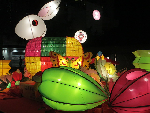 花燈花車 Lantern Float