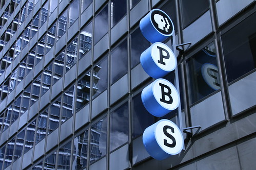 PBS Logo/Virginia Headquarters | by melanie.phung