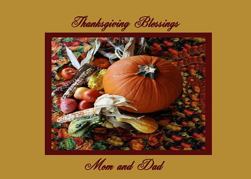 Thanksgivingblessingsmomanddad