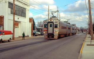 20011207 02 South Shore Line,  Michigan City, Indiana