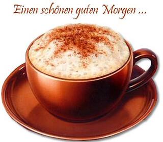 Einen Schönen Guten Morgen Kaffee Via Blogger Bitlyqknt4