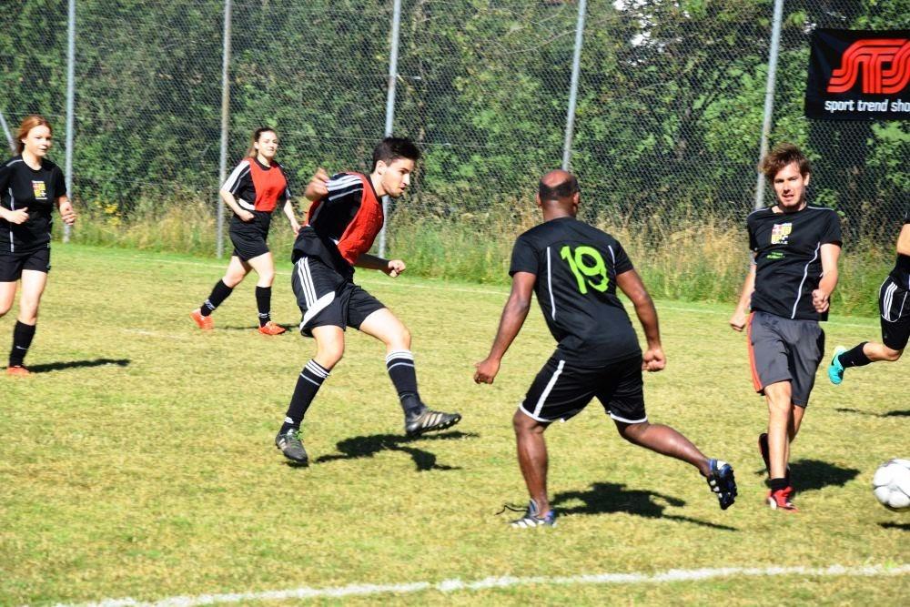 2016 Dorf-Plauschfussballturnier