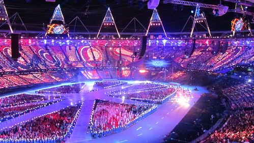 The Olympic Closing Ceremony | by David Jones