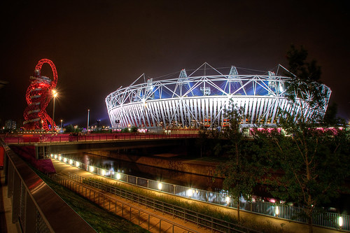 London Olympic stadium 2012 | by Garry Snip