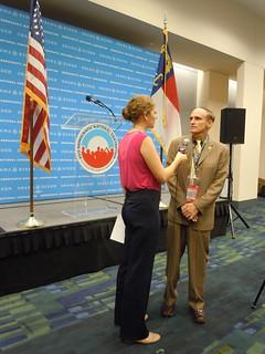 Robert Weiner interviewed on Link TV