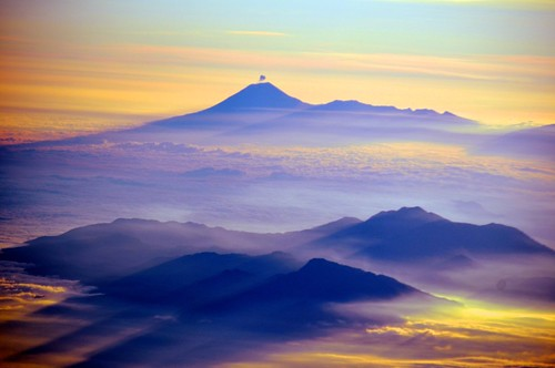 sky bali mountains clouds indonesia java nuvole vulcano