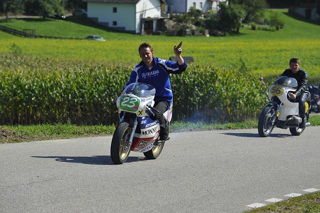 classic motorcycle Oldtimer Grand Prix 2012 Schwanenstadt Austria Copyright B. Egger :: eu-moto images 0848