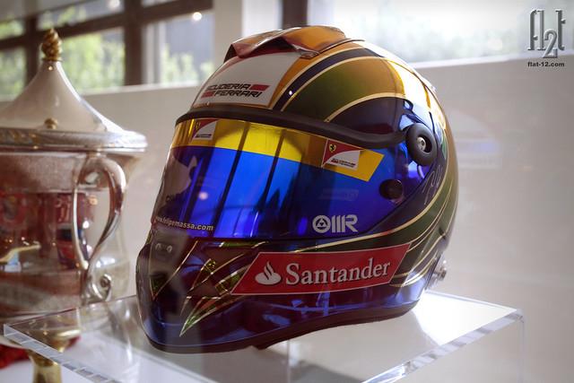 Felipe Massa, 100 Ferrari Grands Prix