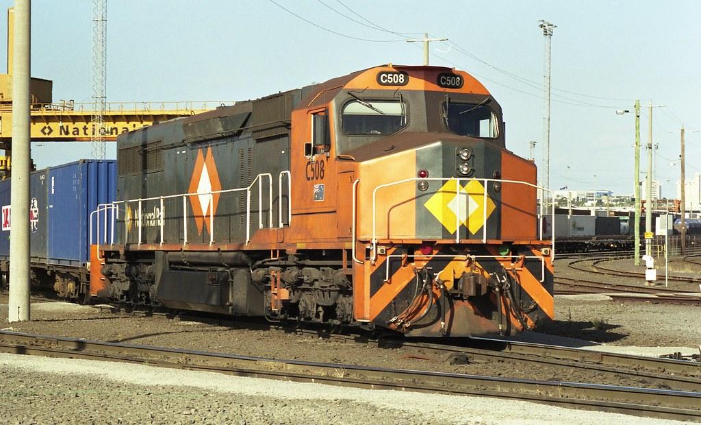 C508 Dynon VIC by G train 79