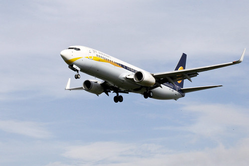 Jet Airways Boeing 737-8FH VT-JGF Landing | by Faisal Akram Ether