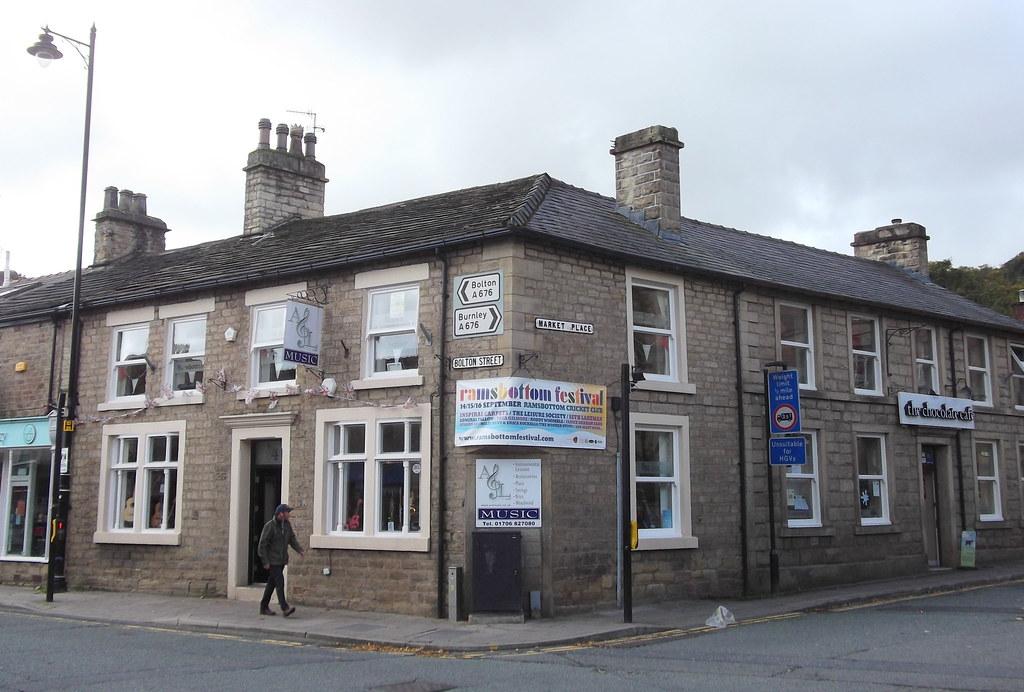 The Chocolate Cafe 2 Bolton Street Ramsbottom Bury Gr