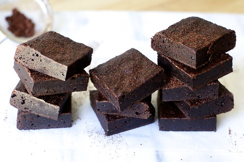 best cocoa brownies | by smitten kitchen