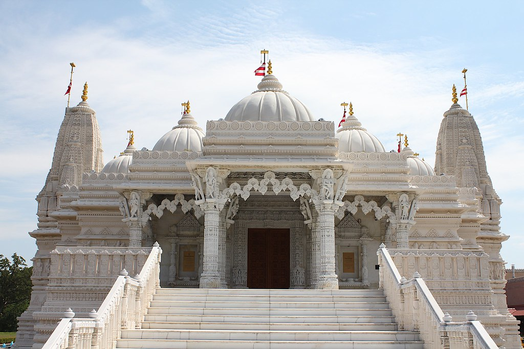 Shri Swaminarayan Mandir (3)