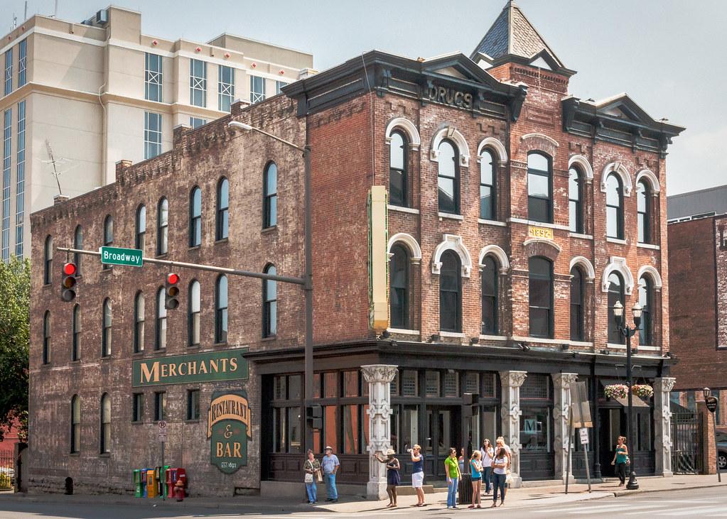 Merchants Hotel (1892), 401 Broadway, Downtown, Nashville
