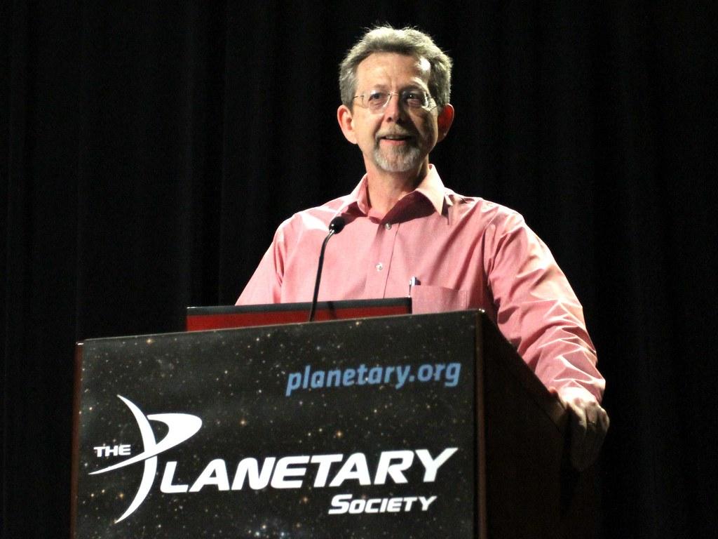Jim Green, Planetary Science Division Director, NASA | Flickr