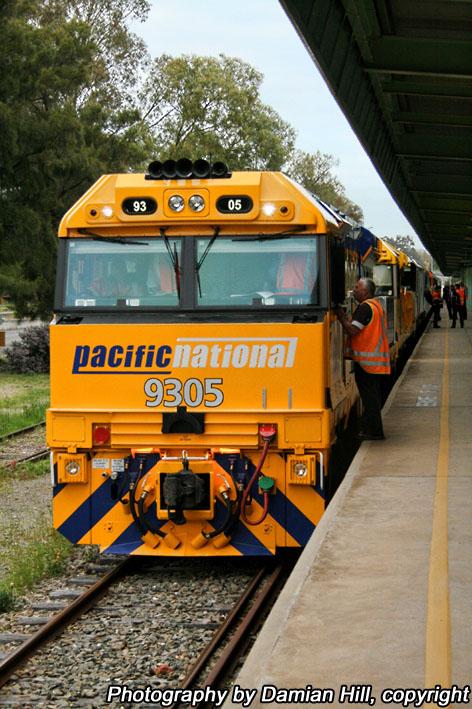 Special Anniversary Train, Keswick by baytram366