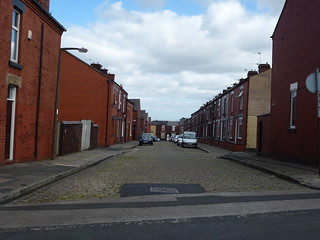 Clarence Street, Farnworth   by Firing up the quattro....