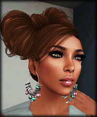 The Garment Rack:  Xara Hucci - Headshot (Meghindo's)