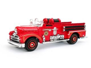 Matchbox - Classic Seagrave Fire Truck