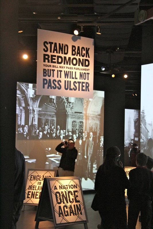 The Titanic Belfast Exhibition