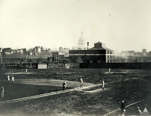 Washington Nationals baseball team of the National League circa 1886-1889 | by USCapitol