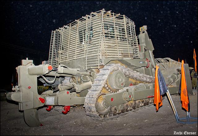 IDF Caterpillar D9R - Combat-Engineering-IZE-082