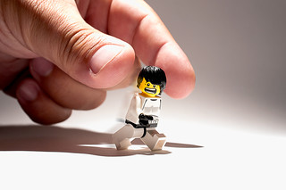 just a Lego minifig