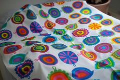 Pattern Designer:Maija Louekari Material: 100% cotton Repeat: 79cm