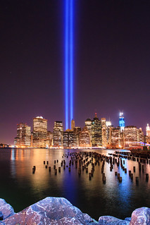 New York's 9/11 Tribute in Light | by BrianEden