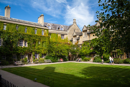 Hertford College, Oxford | by simononly