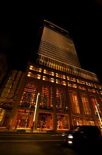Tokyo, Nihonbashi   by sugapoko