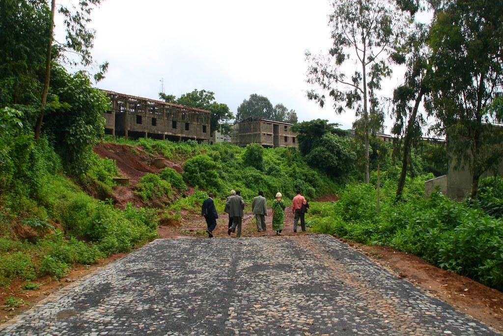 Wollega University - Nekemte Ethiopia 4 | Henk J Th  van