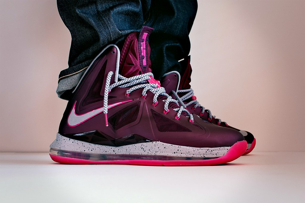 the latest 6216d 4b573 ... LeBron X Crown Jewel   by Rooog Knows