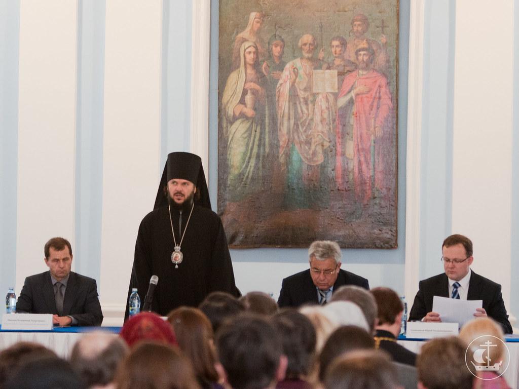 28 сентября 2012, Заседание Коллегии по вопросам релиигиозного образования и катехизации
